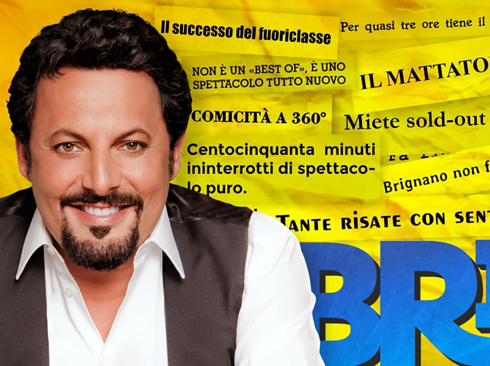 Enrico Brignano Show