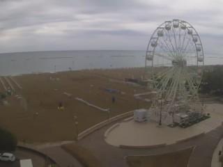 Cesenatico Beach Webcam