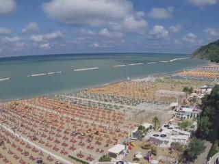 Spiaggia Sud Gabicce Mare