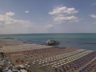 Spiaggia Nord Gabicce Mare