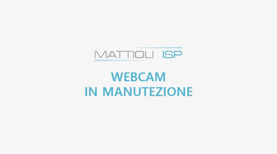 Webcam in Manutenzione
